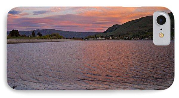 Lake Chelan Sunset IPhone Case