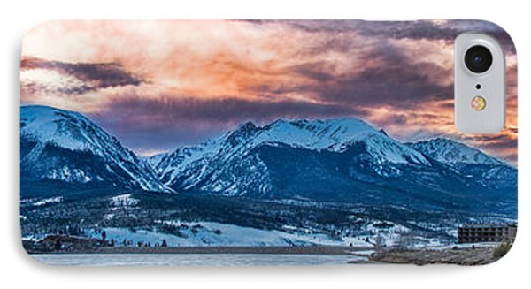 IPhone Case featuring the photograph Lake Dillon by Sebastian Musial