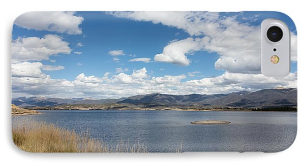 IPhone Case featuring the photograph Lake Granby -- The Third-largest Body Of Water In Colorado by Carol M Highsmith