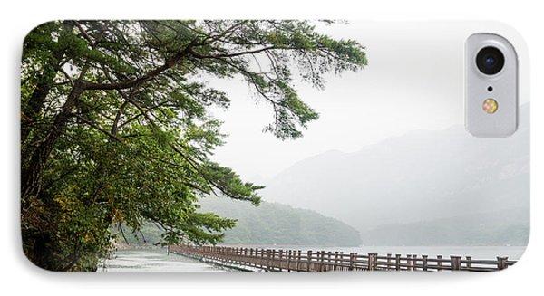 Lake IPhone Case by Hyuntae Kim