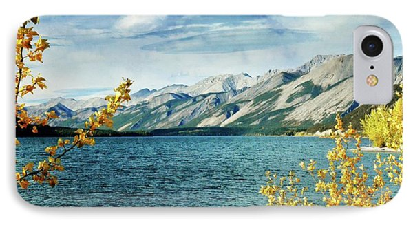 Lake Lake IPhone Case by Marty Koch