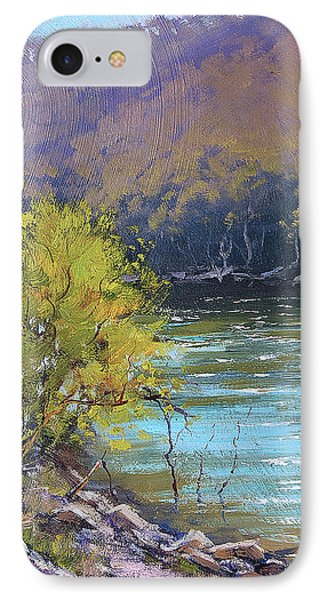 Lake  Lyell Reflections IPhone Case by Graham Gercken