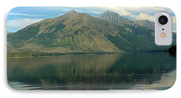 Lake Mcdonald 51 IPhone Case by Marty Koch