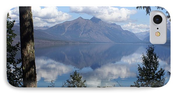 Lake Mcdonald Glacier National Park Phone Case by Marty Koch