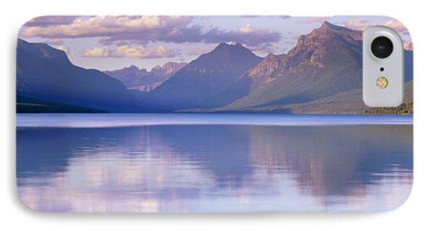 Lake Mcdonald Glacier National Park Mt IPhone Case
