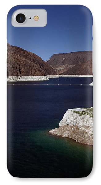 Lake Mead IPhone Case by Kelvin Booker