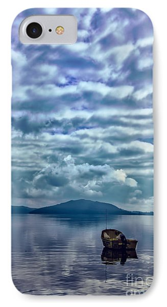 Lake Of Beauty IPhone Case by Rick Bragan
