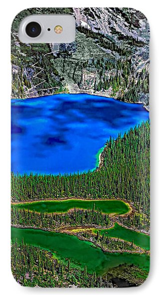 Lake O'hara Phone Case by Steve Harrington