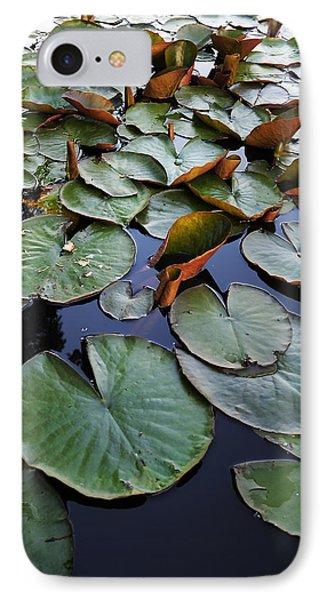Lake Plant Phone Case by Svetlana Sewell