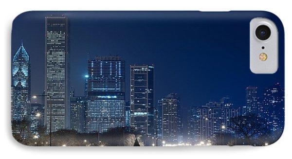 Lake Shore Drive Chicago Phone Case by Steve Gadomski