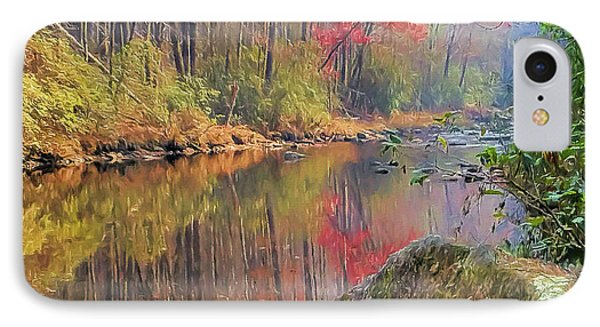 Chattooga Paradise IPhone Case