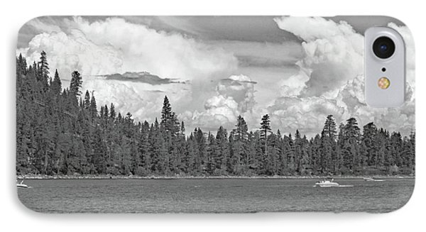 Lake Tahoe No. 3-1 IPhone Case by Sandy Taylor