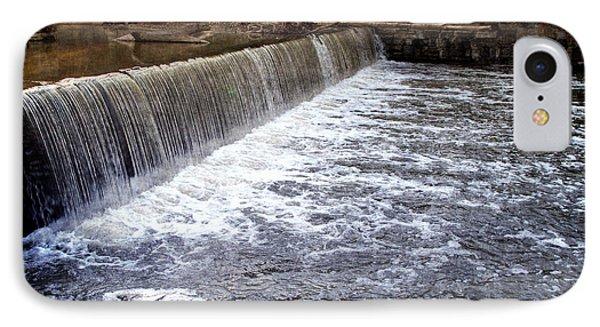 Lake To Lake Waterfall Phone Case by Joan  Minchak