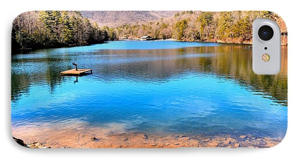 Lake Trahlyta IPhone Case by James Potts