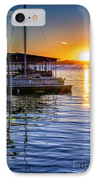 IPhone Case featuring the photograph Lake Travis by Walt Foegelle