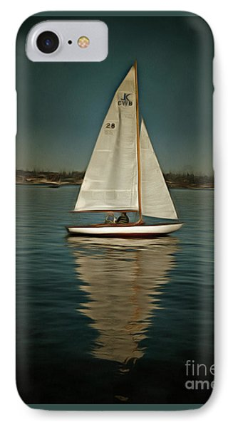 IPhone Case featuring the photograph Lake Union Day Sailing by Susan Parish