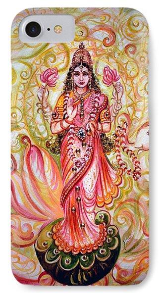 Lakshmi Darshanam IPhone Case