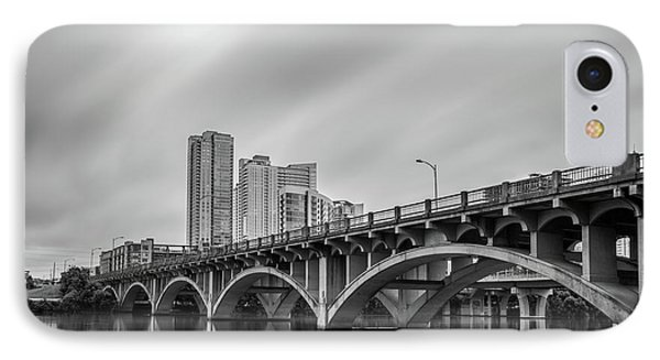 Lamar Bridge In Austin, Texas IPhone Case