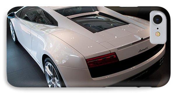 Lamborghini Gallardo Lp550-2 IPhone Case