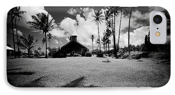 IPhone Case featuring the photograph Lanakila Ihiihi O Iehowa O Na Kaua Church Keanae Maui Hawaii by Sharon Mau
