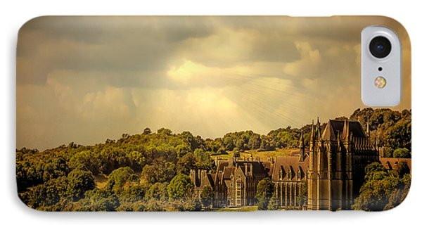 IPhone Case featuring the photograph Lancing College by Chris Lord