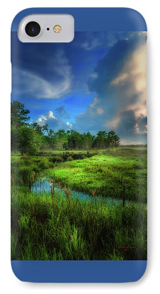 IPhone Case featuring the photograph Land Of Milk And Honey by Marvin Spates
