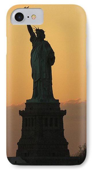 Land Of The Free And The Brave Phone Case by Emmy Vickers