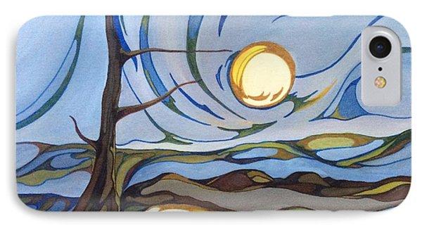 Land Of The Midnight Sun IPhone Case