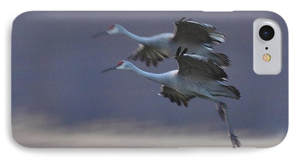 IPhone Case featuring the photograph Landing Gear Down by Shari Jardina