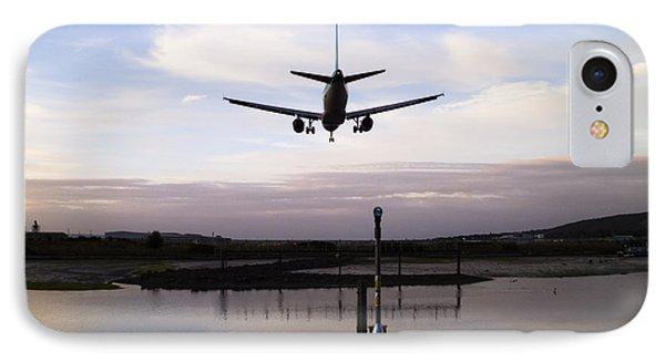 Landing In George Best IPhone Case