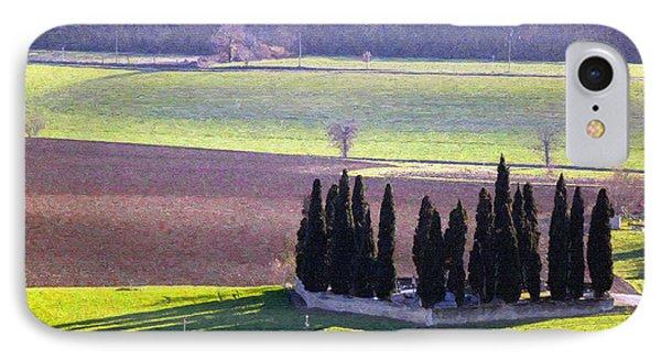 Landscape 3 Phone Case by Jean Bernard Roussilhe