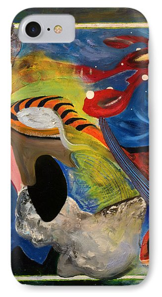 Landscape 3000 Phone Case by Antonio Ortiz