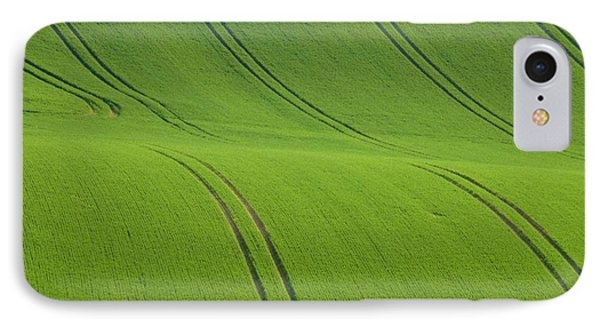 Landscape 5 IPhone Case by Jean Bernard Roussilhe