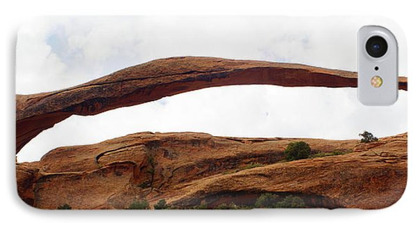 Landscape Arch 1 Phone Case by Marty Koch