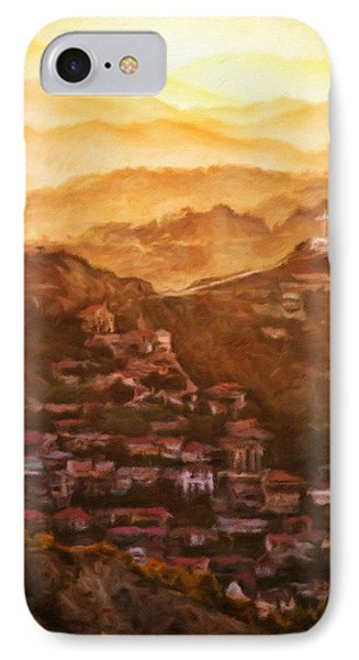 Landscape By Js IPhone Case by John Springfield