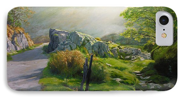Landscape In Wales IPhone Case