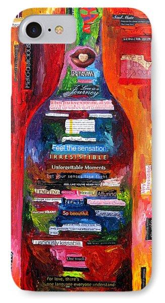 Language Of Love IPhone Case by Patti Schermerhorn