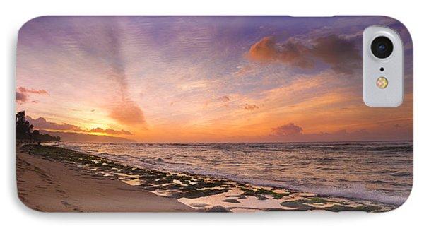 Laniakea Sunset IPhone Case