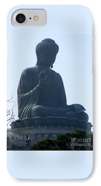 IPhone Case featuring the photograph Lantau Island 49 by Randall Weidner