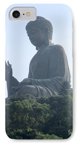 IPhone Case featuring the photograph Lantau Island 50 by Randall Weidner