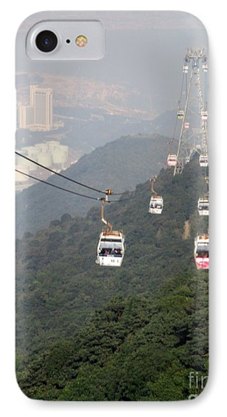 IPhone Case featuring the photograph Lantau Island 53 by Randall Weidner