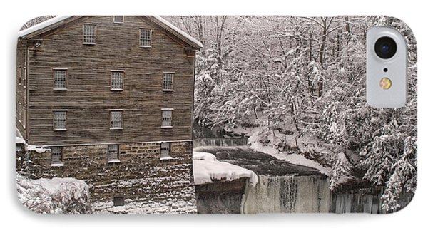 Lanterman's Mill IPhone Case by Michael McGowan