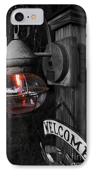 IPhone Case featuring the photograph Lantern by Brian Jones