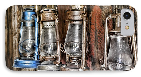 Lanterns Phone Case by Kelley King
