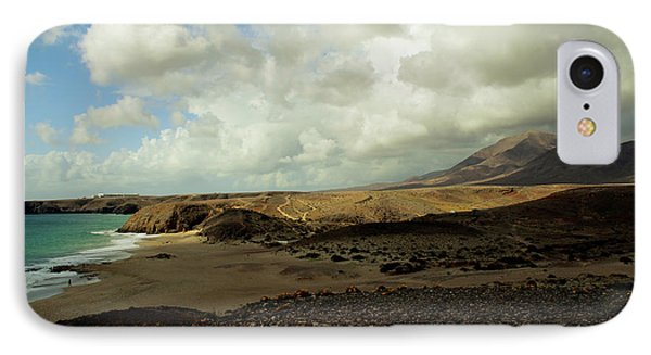 Lanzarote IPhone 7 Case by Cambion Art