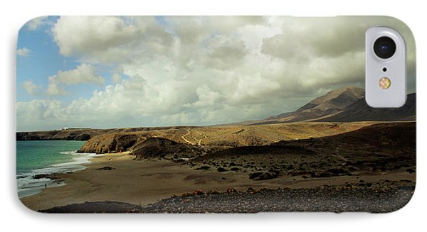 Lanzarote IPhone Case by Cambion Art