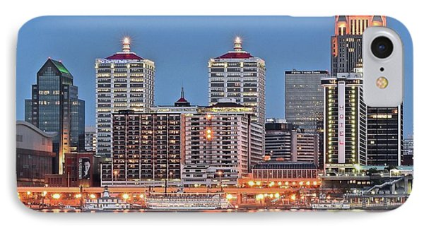 Large Louisville IPhone Case by Frozen in Time Fine Art Photography
