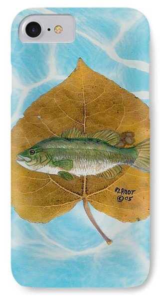 Large Mouth Bass #2 IPhone Case