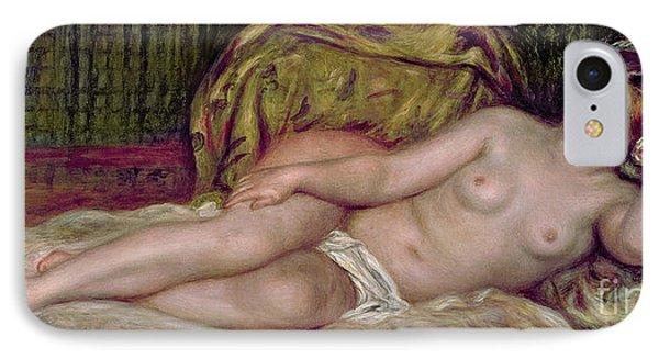 Large Nude Phone Case by Pierre Auguste Renoir