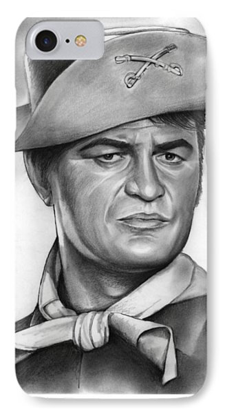 Larry Storch IPhone Case